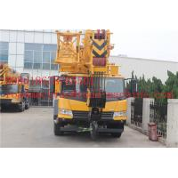 Quality XCT35 XCMG Official Mobile Crane Truck 35 Ton 65m Lifting Height Telescopic Crane for sale