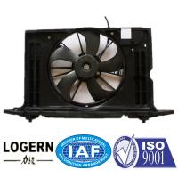 Quality Plastic Body  Auto Electric Fan Used In Toyota Corolla Zre152 OEM 16711-0T010 for sale