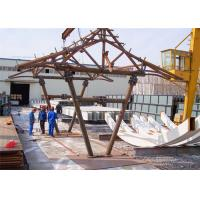 Quality Precision Carbon Steel Structure Customized  Automatic Submerged Arc Welding Tent Frame for sale