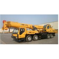 Quality Lifting Hydraulic 35000KG/35T  Truck Crane With 47M Telescopic Boom for sale