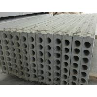 Quality Hollow Core Fibers / MgO Prefab Insulated Wall Panels , Precast Concrete Wall Panel for sale