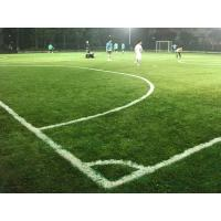 Quality hot selling synthetic grass for soccer fields for sale