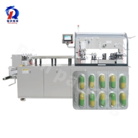 Buy cheap Dpp260s Automatic Blister Sealing Machine / Blister Forming Machine from wholesalers