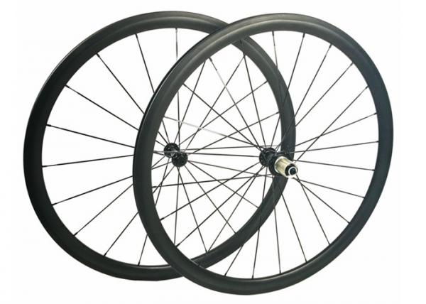 Buy Anti High Temperature Carbon Road Cycling Wheels9 / 10 / 11 Speed Compatible at wholesale prices