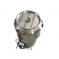 Quality Automatic Heating Honey Bottling Tank Stainless Steel Honey bucket for sale