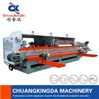 Quality Price Of Marble Tile Chamfer 45 degrees chamfering Round Edge Machine for sale