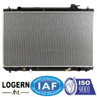 Quality Japan Auto TOYOTA Car Radiator For Highlander 2.4L 4cyl'01-06 At Dpi 2454 for sale