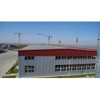 Quality PVC Window Corrugated Steel Plate Q235 Modern Steel Construction for sale