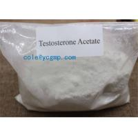 Buy cheap CAS 1045-69-8 Bulking Steroid Testosterone Base Powder Test A For Lean Muscle from wholesalers