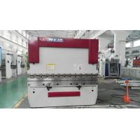 Buy cheap Metal Bending CNC Hydraulic Press Brake 400kg Pressure Sheet Forming Servo Motor from wholesalers