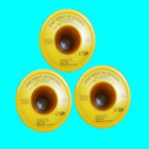Quality High Density Teflon Tape ,12mm x0.1mm x12m Density0.5g/cm3 for sale