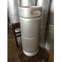 Quality Silver Stackable 20L Us Keg Of Beer For Brewery for sale