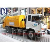 Quality 4 x 2 Driving 10 CBM  Garbage Compactor Truck of Sinotruck for sale