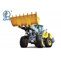 Quality Rock Bucket CVZL50GN 5 Tons Compact Wheel Loader for sale