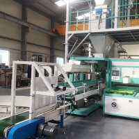 Quality 20kg To 50kg Dry Powder Open Mouth Bagging Machine for sale