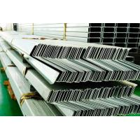 Quality Hot Dip Galvanised Steel Purlins 150 To 300mm With Material Steel Coil for sale