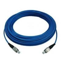 Quality Armoured optical fiber pigtail Fiber Optic Patch Cord cable CE ROHS Certicated for sale
