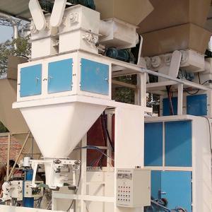 Quality DCS-50WL 50HZ 15kg Wood Pellet Bagging Machine for sale