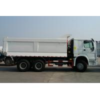 Quality Sinotruck heavy construction machinery 6x4 dump tipping trucks for sale for sale