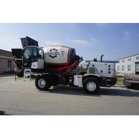Buy cheap 5.5 Cubic Meters Automatic Water Cement Mixer Truck For Foundation Construction from wholesalers