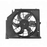 Quality 400W Automotive Cooling Fan For BMW 17117561757 Auto Electric Cooling Fans for sale