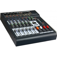 Quality 8 channel professional audio mixer MG8U for sale