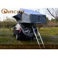 Buy cheap Grey Overland Hard Top Roof Top Tent 5 Sizes For Camping , Roof Box Tent from wholesalers