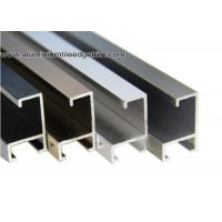 Quality Anodized Metal Picture Frame Moulding For Certificates On Wall for sale