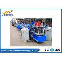 Buy cheap Easy operation CZ purlin roll forming machine 147 model C purlin roll forming from wholesalers