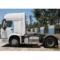 Quality Auto Transmission HOWO A7 New  6x4 420hp Prime mover truck High Cabin for sale