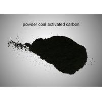 Quality Wastewater Decolorization Activated Charcoal Powder / Coal Based Activated Carbon for sale