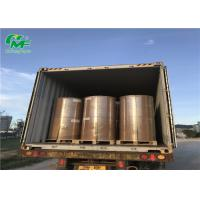 Quality Offset Printing Jumbo Wrapping Paper Rolls Single Side Coating With Pallet Packing for sale