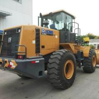 Quality 5 Ton Front End Compact Wheel Loader XCMG ZL50GN / LIUGONG CLG856H / SANY SYL956H for sale