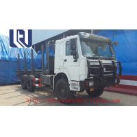 Quality Garbage Cargo  Trucks Heavy Prime Mover Truck Terminal Log Trailers Tractors for sale