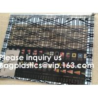Buy cheap Office Pvc Printed File Bags With Zipper,Ziplock Cheap Slider Folder Doucment from wholesalers
