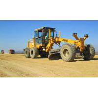Buy CIVL GR215 Motor Graders in Yellow White , 7000kg Operating Weight at wholesale prices