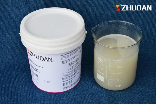 Liquid Epoxy Acrylic Heat And Water Resistant Paint For Concrete Floors Walls For Sale 91187510