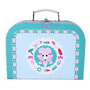 Buy cheap Original Design Suitcase Small Suitcase 28*18*8cm Size Cardboard Storage Boxes from wholesalers