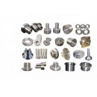 Buy cheap Stainless Steel CNC Lathe Machine Parts 0.002mm Tolerance ISO Certification from wholesalers