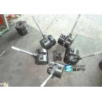 Quality Accurate Plastic Extrusion Screen Changer Manual Screen Changer Extruder for sale
