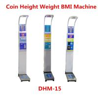 Buy cheap Body scale load cell Height and weight measurement balance for Medicine pavilion from wholesalers