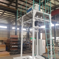 Quality 0.7Mpa Jumbo Bag Packing Machine For Lime Stone Powder Silica Sand Urea Fertilizer for sale