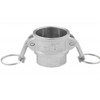 Quality Hydraulic Stainless Steel Camlock Quick Coupling Type A B C D E F DC DP for sale
