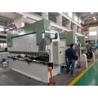 Buy cheap 100 Ton CNC Hydraulic Press Brake Bending Plate Steel Big Capacity from wholesalers