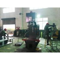 Quality Steel Bar Straightening Press Machine 100T Bending Force  900mm Length Worktable for sale