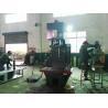 Buy cheap Steel Bar Straightening hydraulic press machine 100T Bending Force 900mm Stroke from wholesalers