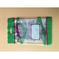 Quality OPP + CPP Composite Packaging Poly Bags Open Bottom Heat - Sealed For Dried Fruit for sale