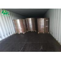 Quality Anti Curl Thermal Paper Jumbo Rolls Mechanical Pulping Type 2 Rolls Per Pallet for sale