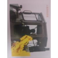 Quality Forest Bulldozer Front Extending ROPS Canopy Advanced Structure for sale