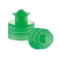 Quality Childproof Screw 20mm 410 Plastic Closure Caps for sale